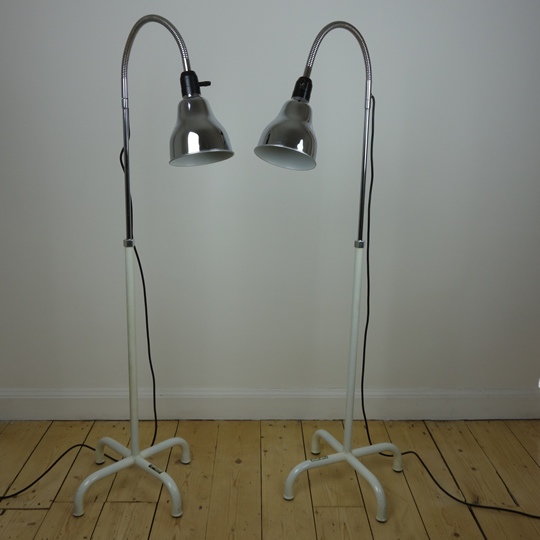 Floor lamps by Manubelge
