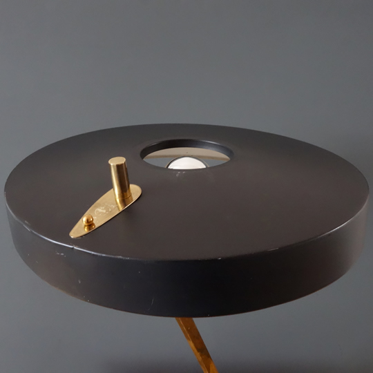 Table-desk lamp by Louis Kalff