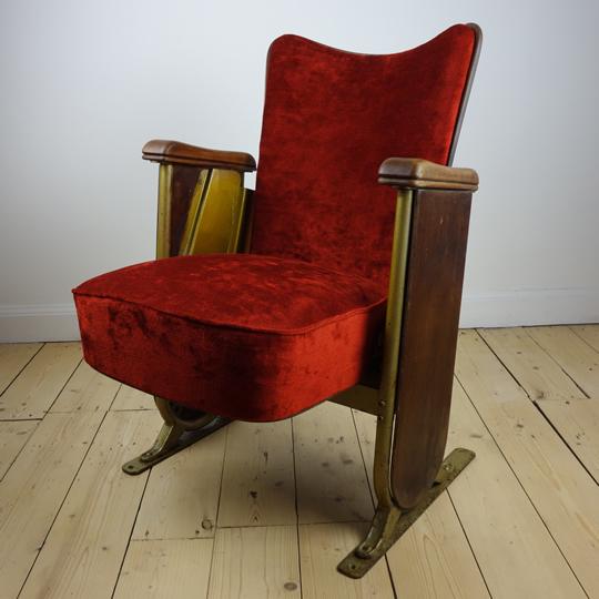 Cinema seat by Fibrocit