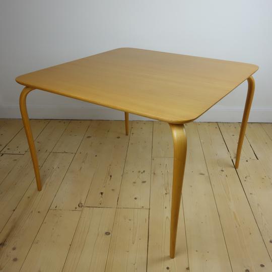 """Annika"" coffee table by Bruno Mathsson"