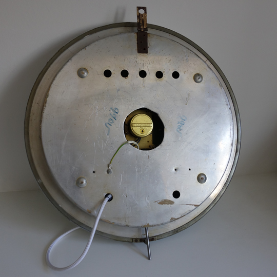 Vintage wall clock Resteau