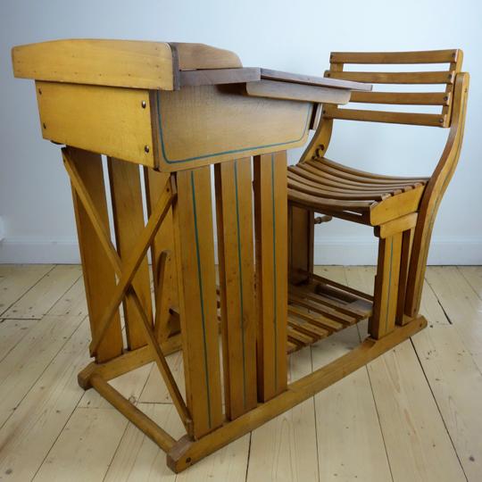 Children's school desk by Torck