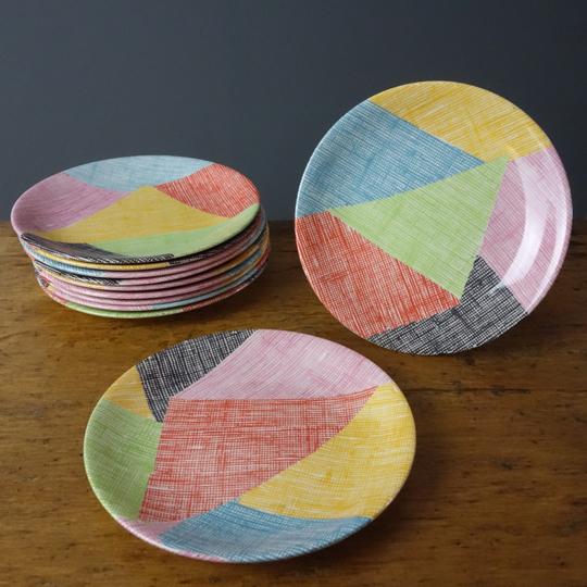 Empire Barbizon side plates