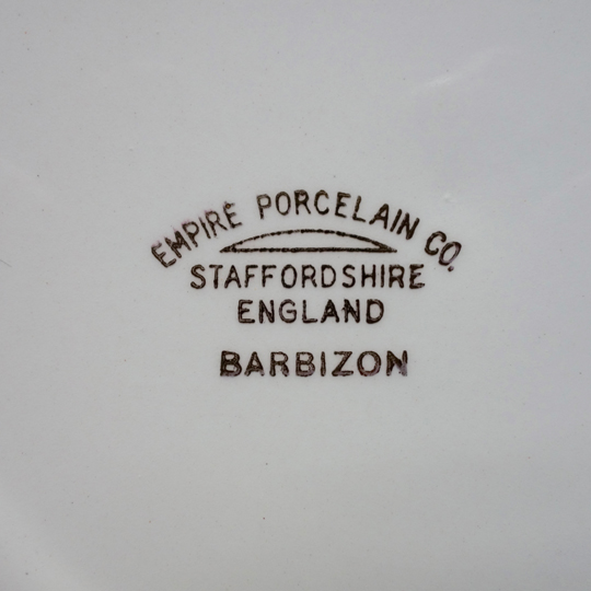 Empire Barbizon side plates