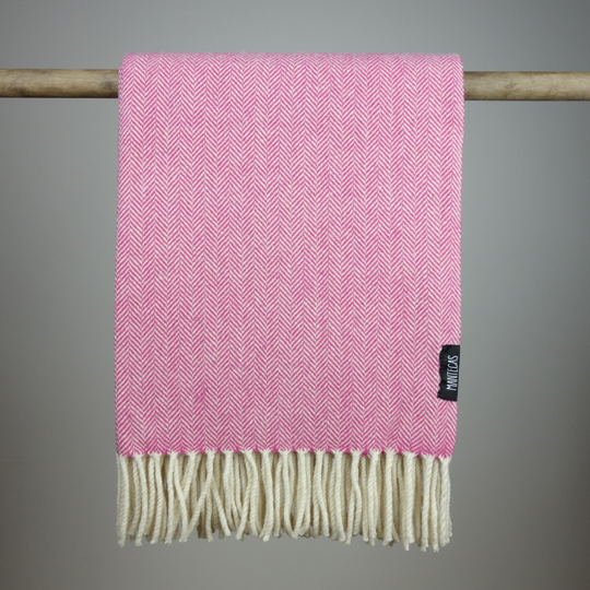 Mantecas wool blankets by Burel -C-