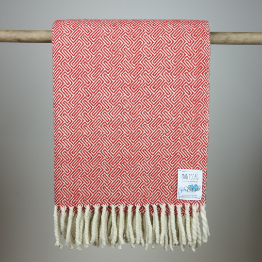 Mantecas wool blankets by Burel -F-