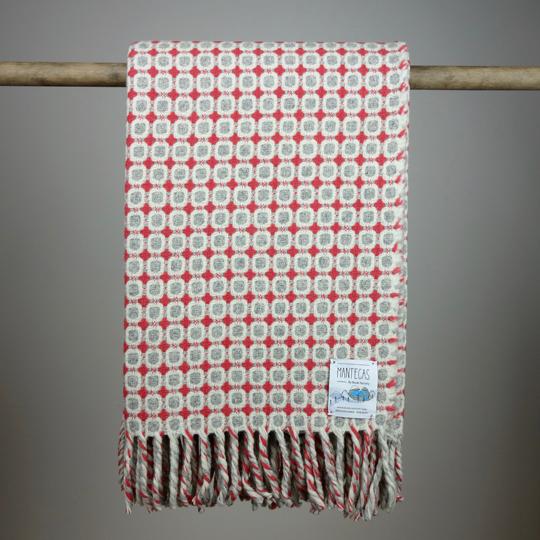 Mantecas wool blankets by Burel -H-