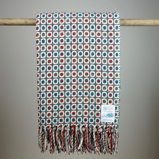 Mantecas wool blankets by Burel -I-