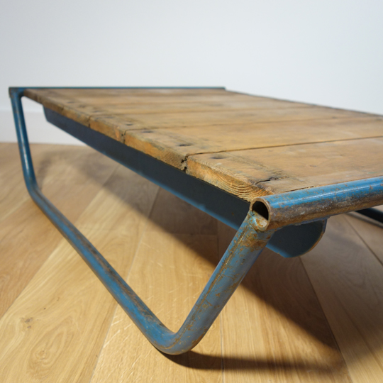 Industrial Pallet/ Coffee tables