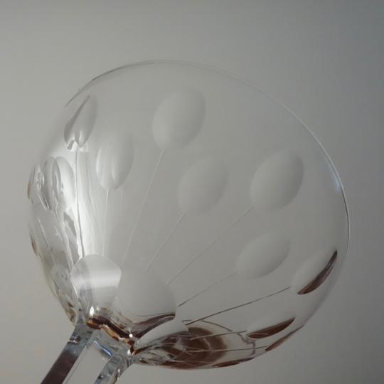 """""""Nestor Hamlet"""" crystal glasses (V.S.L)"""