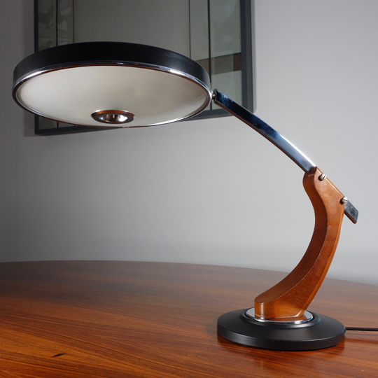 President Desk Lamp by Ma-Of (Madrid)