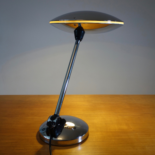 UFO Desk Lamp By Ma-Of.