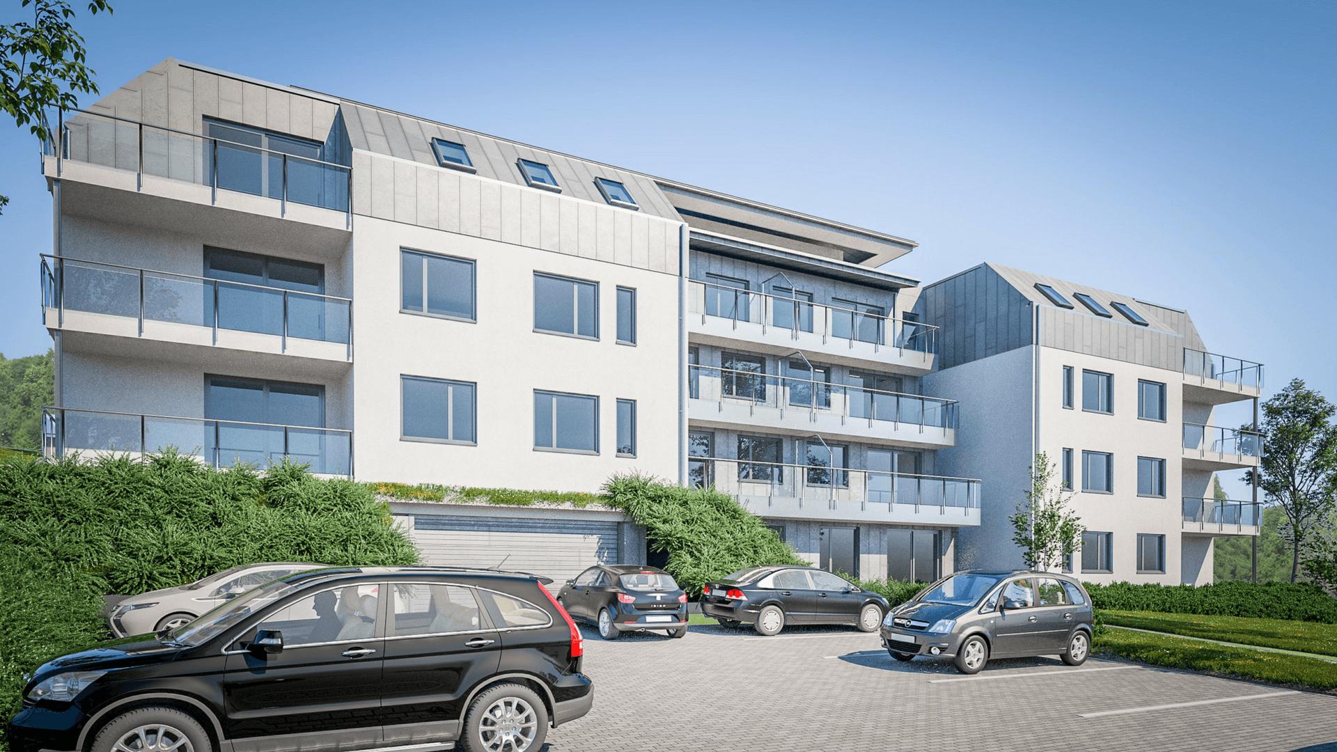 Apartman Design terv