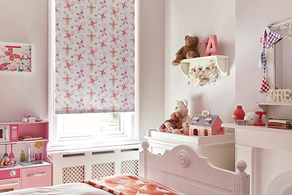 kids-bedroom-roller-blinds-wolverhampton
