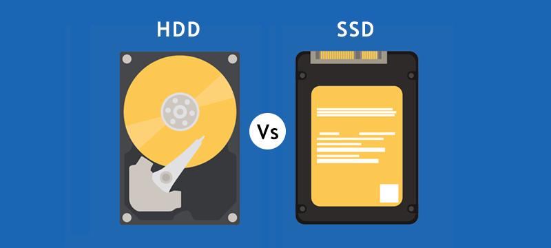 SSD Versus Mechanical Drives