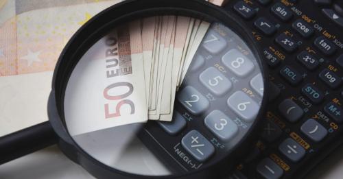 Steuererklärung genau nachrechnen- Taschenrechner