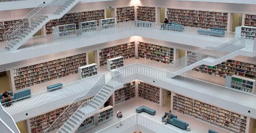 Fortbildung Soldat Bibliothek