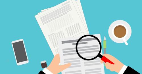 Geschätzten Steuerbescheid genau prüfen