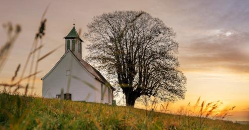 Kirchensteuer - Kirche Berg