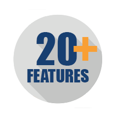 20+ Features with Equiinet