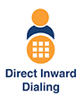 Equiinet Direct Inward Dialing