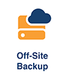 Off-Site Backup Feature