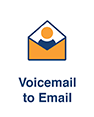 Voicemail to Email Feature