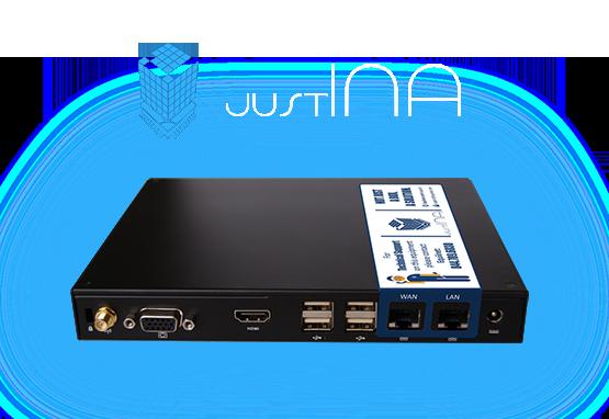 justINA-Plus  by Equiinet