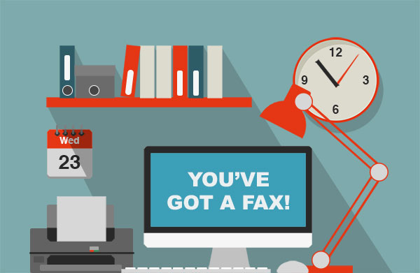You've Got a Fax!