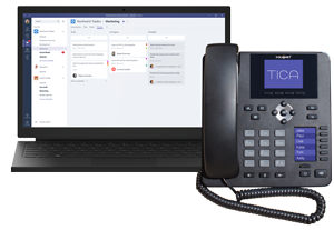 TICA + Microsoft Teams Saves You Money