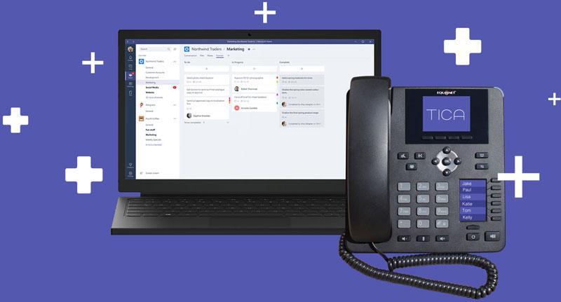 Microsoft + TICA