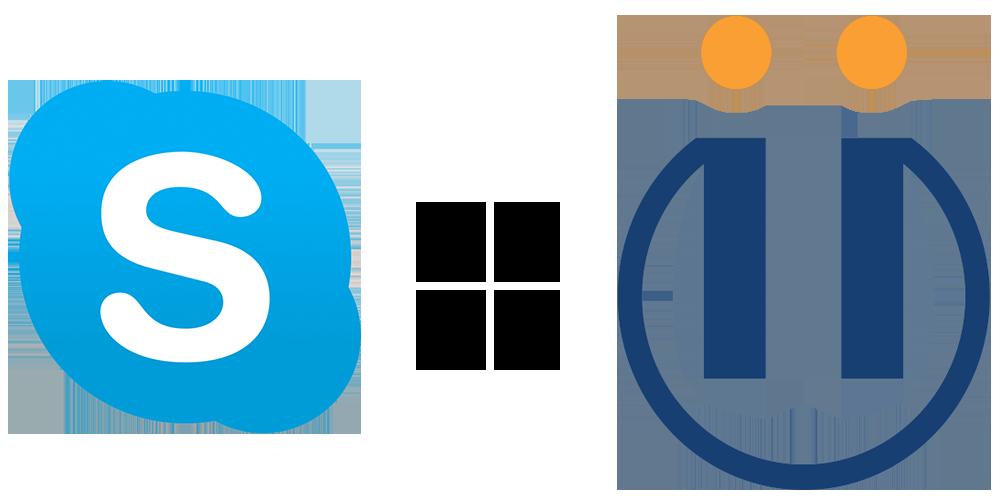 Skype + Equiinet
