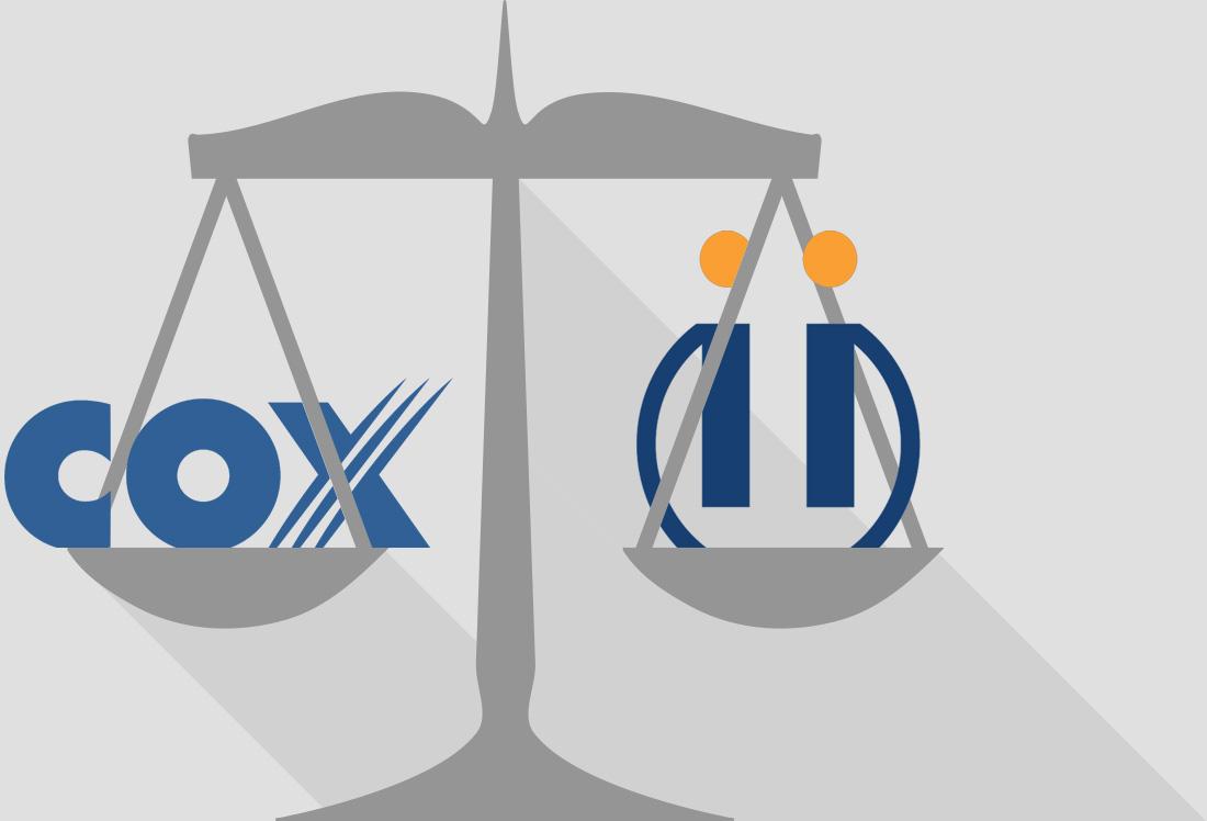 Cox vs equiinet cox business solutioingenieria Images