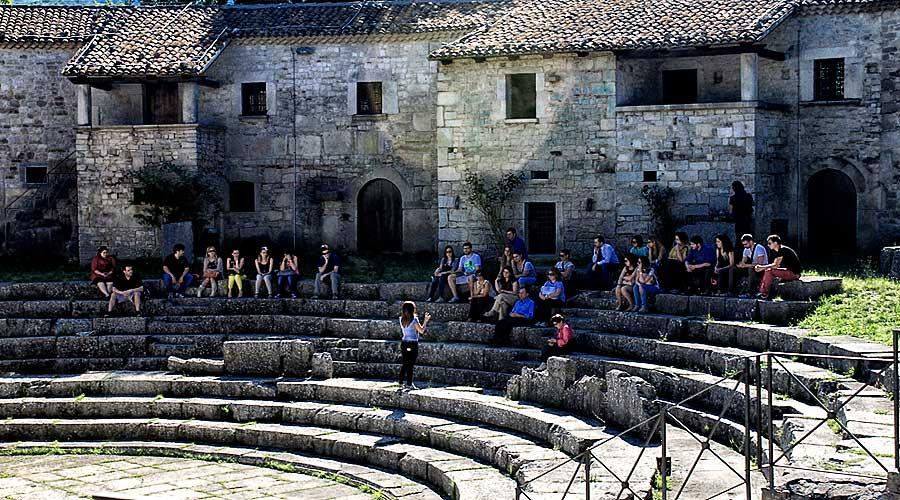 teatro_romano__altilia_molise