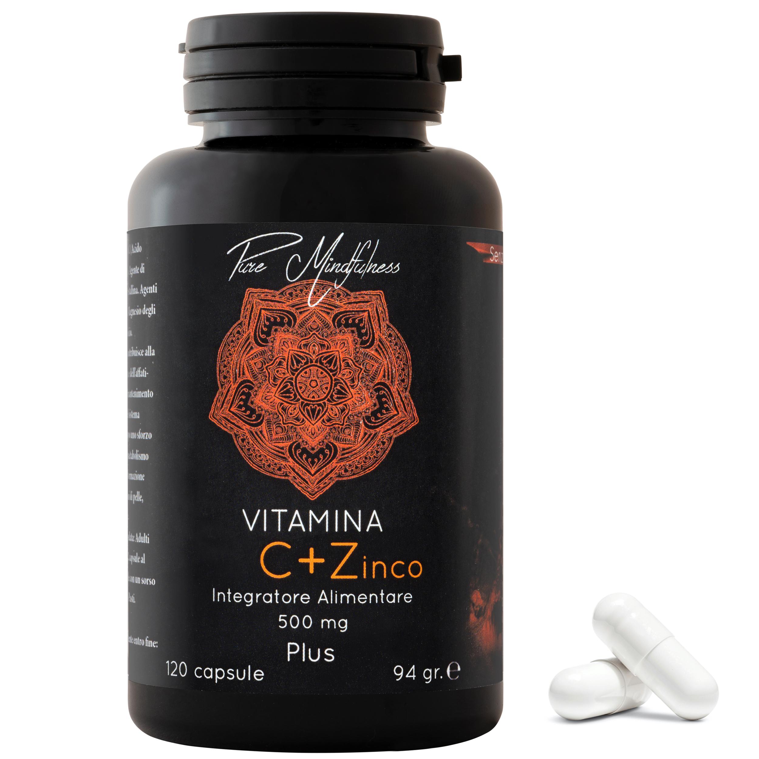 Vitamina C e zinco acido ascorbico _kolidur