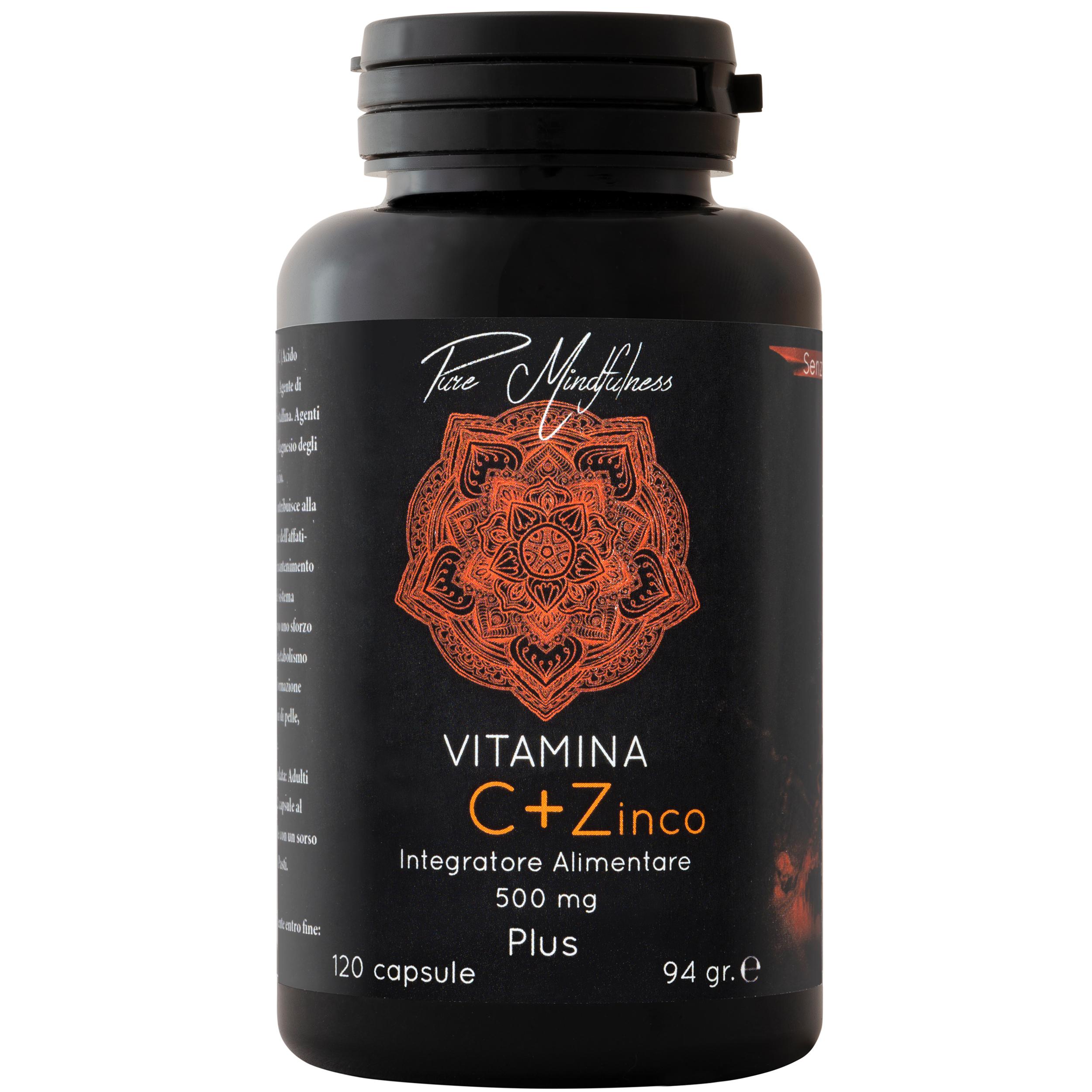 Vitamina C + Zinco Kolidur