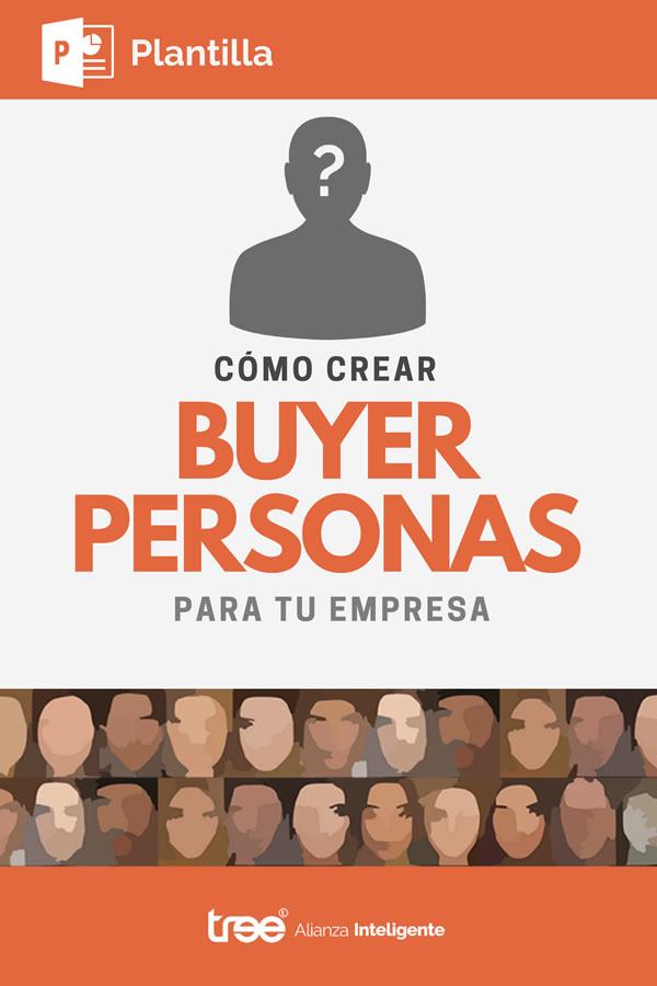 Plantilla - Aprenda como crear Buyer Personas para tu empresa.