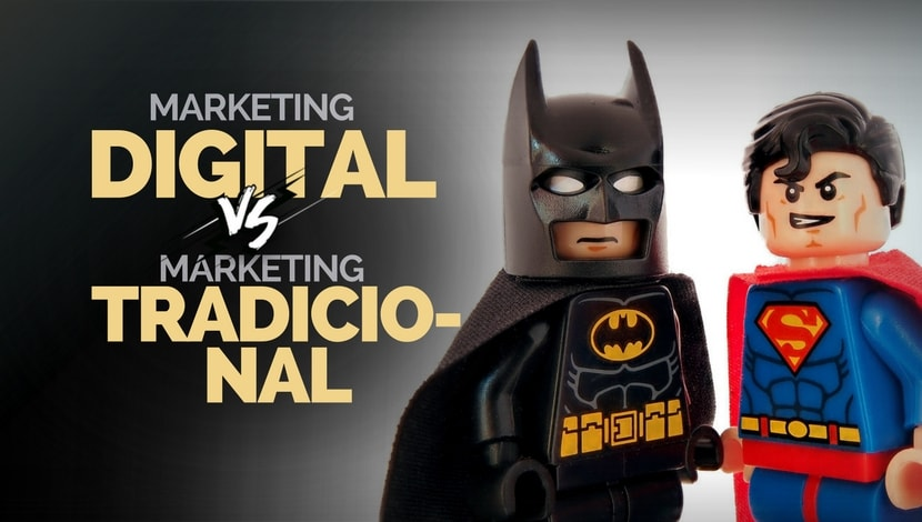 Marketing Digital vs. Marketing Tradicional
