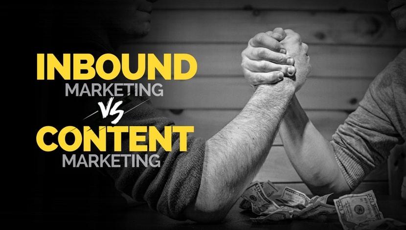 Inbound Marketing vs. Marketing de Contenidos