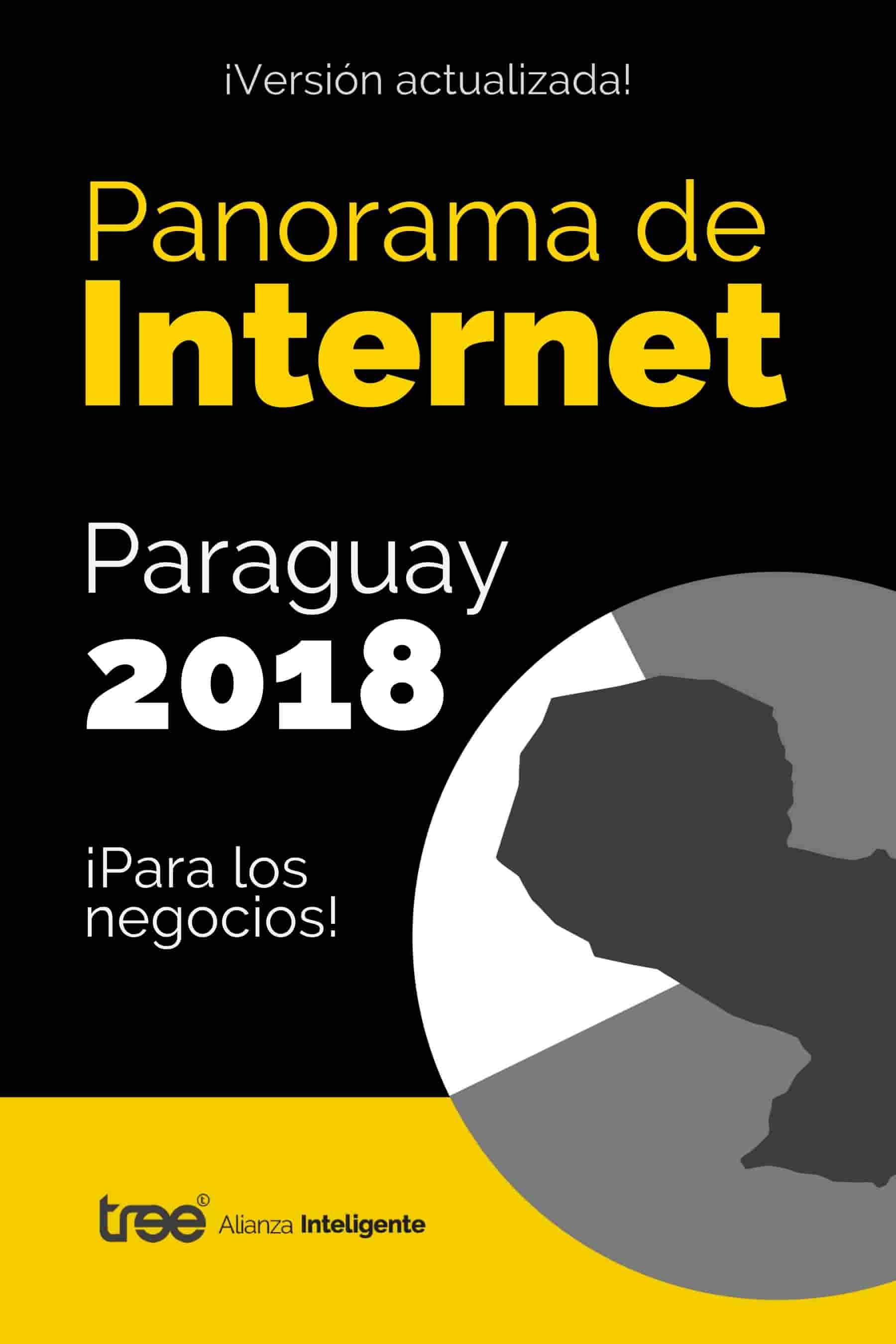 Panorama de Internet Paraguay 2018