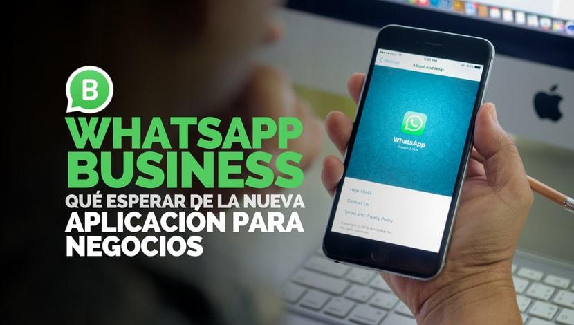 Whatsapp Business: Nueva aplicación para Negocios