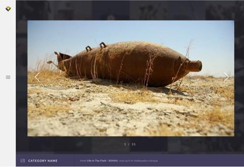 Majnoon Oil Field Website