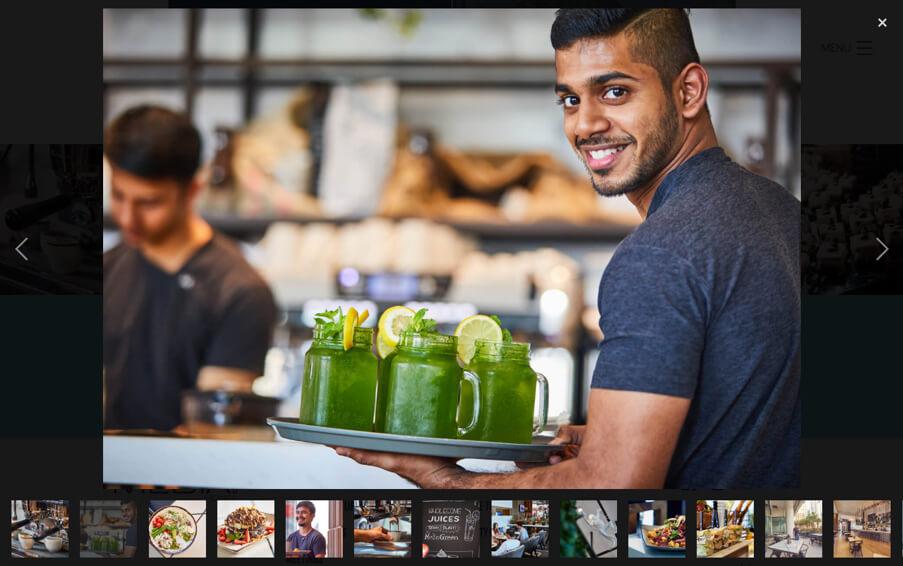 Restaurant Website Experts