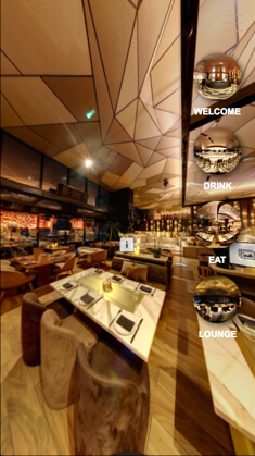 Restaurant 360 Virtual Tour