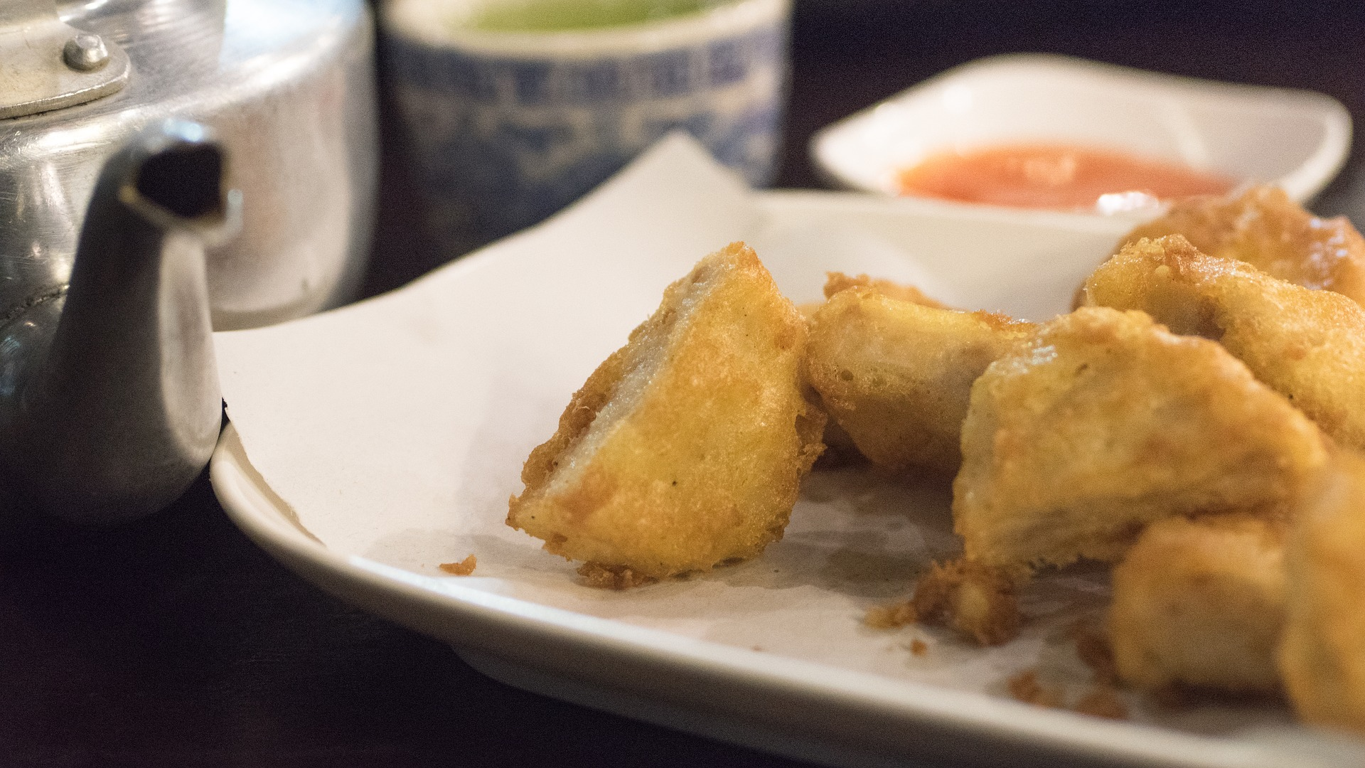 ultra processed foods like chicken nuggets linked to