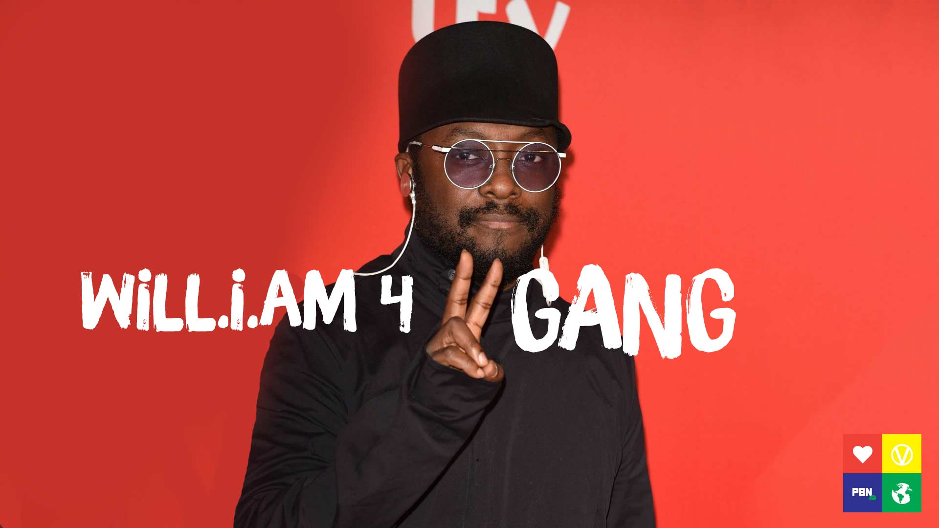 Black Eyed Peas musician will.i.am