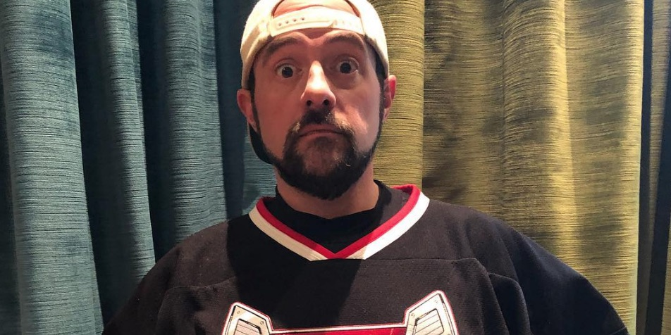 Kevin Smith After Weightloss