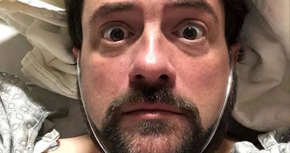 Kevin Smith After Heart Attack