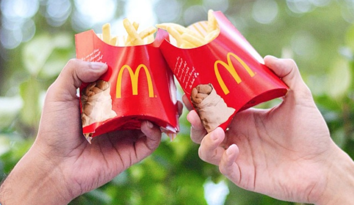 McDonald's And The Amaerican Government