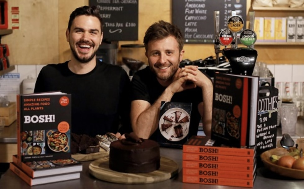 BOSH! To Release Two More Vegan Cookbooks Following Record-Breaking Debut